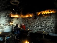 Travel & Lifestyle Diaries Blog by Dutched Pinay Travels: Perfect medieval lunch in Tallinn: Elk soup, elk dried meat and carrot pie at III Draakon