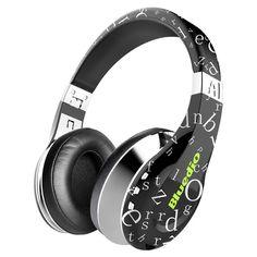Bluedio A (Air) Wireless Bluetooth Headphones with Mic Stylish Sound Stereo Headband  Headset for iPhone 6 Samsung d2659ddbb16e