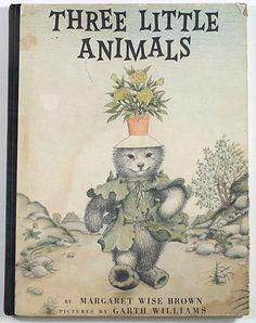 キュリオブックス 【THREE LITTLE ANIMALS】