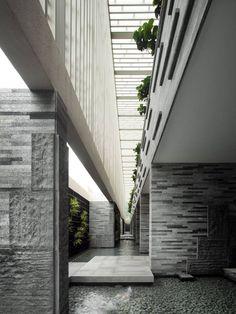 Intercontinental Sanya Resort / WOHA