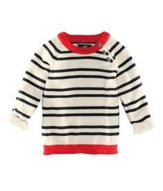 Baby sweater.