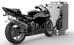 Moto-Parking : ou comment bien garer votre moto en ville en toute sécurité !