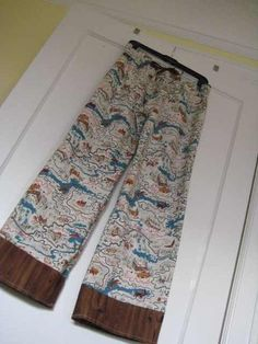 Great for men, women, and kids, you can make a pair of PJs in an afternoon, using a favorite pair of pajama bottoms as a template.