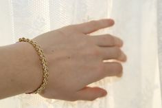 easiest bracelet DIY
