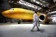 The big picture: BA 'Firefly' - Business Traveller @British_Airways @Clare Thompson Airways #plympic