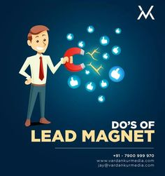 Keep these DOS in mind when creating your Lead Magnet. 🔥📱 Be Specific Provide Instant Gratification Provide Unique Value. Lead Magnet, Digital Marketing Services, Create Yourself, Magnets, Unique, Poster, Billboard