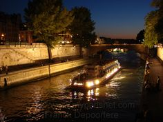www.girlsguidetoparis.com  Take a night cruise on the seine