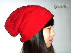 Barato Venda quente moda feminina algodão Hip Hop anel quente Cap Beanie  outono inverno mulheres malha chapéus homens gorros ca0b9482d5a