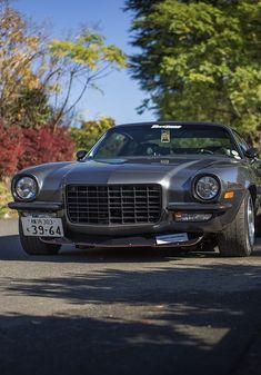 #Chevrolet #Camaro #Classic #Car #QuirkyRides