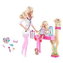 "Barbie I Can Be Doll Playset - Doctor - Mattel - Toys ""R"" Us"