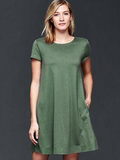 A-line tee dress Product Image