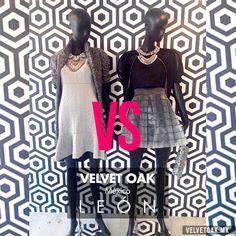 versus Looks Velvet Oak León