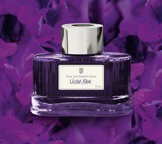 Graf von Faber-Castell - Bottled Ink - 75ml - Heritage Violet