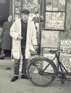 Chet Baker, Lucca, Italy, 1960