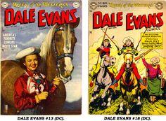 Dale Evans, Tv Westerns, Roy Rogers, Old Comics, Happy Trails, Films, Movies, Movie Stars, Superhero