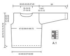 Beaver Ridge / DROPS 174-16 - Gestrickter Pullover für Herren in DROPS Karisma und DROPS Kid-Silk mit Strukturmuster. Größe S - XXXL - Free pattern by DROPS Design