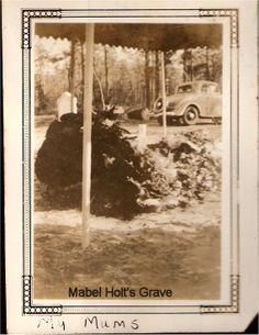 Mabel Holt's Funeral- Apr. 23, 1941 -8