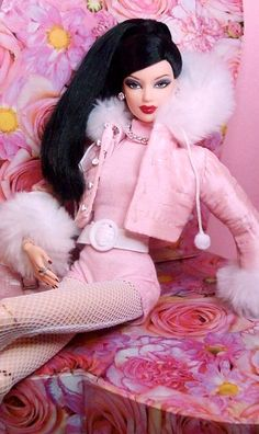 Barbie's in the Pink