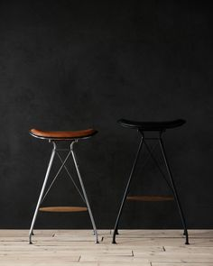 The Wire Bar Stool is the latest from Danish furniture maker Overgaard & Dyrman that takes a cue from traditional saddle-making techniques. Contemporary design joins classical methods to create a distinctive stool that's doesn't forget about comfort.
