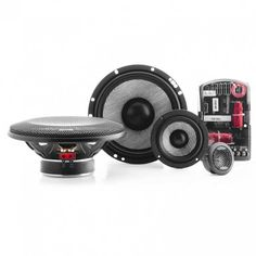 Focal 165AS Access series 3-way componenet speaker system 160 watts - Car Audio Centre