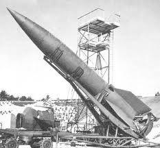 Infame German V2 Rocket