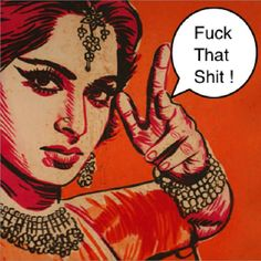 Get Free - Nucleya Mashup cover art Indian Illustration, Illustration Girl, Geeks, Modern Indian Art, Indian Aesthetic, Bollywood Posters, Pop Art Posters, India Art, Feminist Art