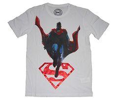 Para hombre T-diseño de camiseta de Superman producto oficial de s m izquierda y xl #camiseta #starwars #marvel #gift