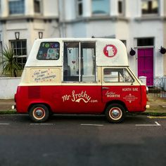 1973 Fiat 850 T Icecream Van by Scarycrow, Everyone loves this bad boy