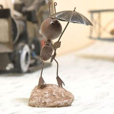 Ant Iron Crafts Home Decoration-2