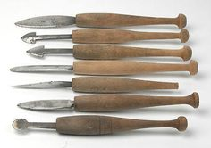 Antique Woodworking Tools