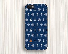 geometry iphone caseanchor iphone 5c caseiphone 5s by Emmajins, $9.99