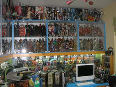 Nice Toy Collection