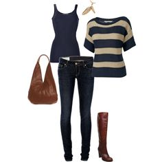 My first Polyvore set...this site is so much fun!