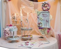 Sweets  & wishes table