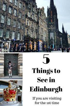 things to see in edinburgh