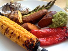 Vegan barbecue in our 'What's for dinner?' series. A whole week of vegan meal ideas