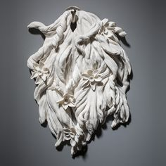 """scalp: narkissos"" Kate MacDowell"