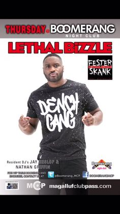 TONIGHT Lethal Bizzle Live on stage @Boomerang_MCP tonight #PLAYGROUND #MCP #magaluf #magaluf15 #magaluf2015 #pow #party