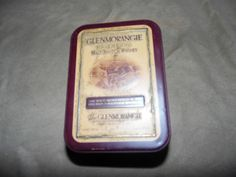 Glen Morangie collectors tin