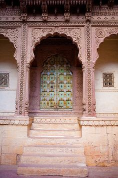 India ~ Jodhpur: Mehrangarh Fort