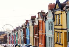 I think that seeing London, England would be really cool, but I REALLY want to see Brighton, England!