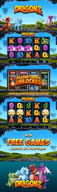 Microgaming releases sizzling new DragonZ casino game along with more bingo games on http://bestbingosite.org/networks/microgaming/