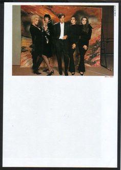1985 BRYAN FERRY JAPAN mag PHOTO PIN-UP roxy music | eBay