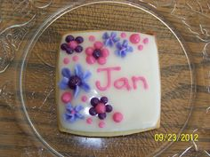 Cookies for Jan