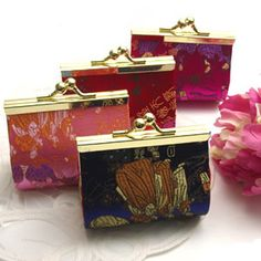 Wedding Favors & Party Supplies - Favors and Flowers :: Wedding Favor Themes :: Asian Theme Wedding Favors :: Asian Coin Purse Favors