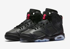 """The Air Jordan 6 GS """"Hyper Pink"""" with reflective uppers releases next month. For full release details on this girls-only drop, tap the link in our bio. All Nike Shoes, Kicks Shoes, Nike Free Shoes, Shoes Sneakers, Shoes Heels, Jordan Retro 6, Jordan Shoes Girls, Air Jordan Shoes, Zapatillas Nike Jordan"""