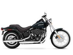 Harley-Davidson Night Train FXSTBI (2006)