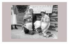 Women at War - Nurses Lámina