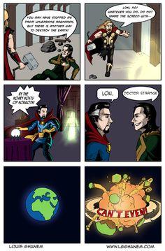 Benedict Cumberbatch is Doctor Strange. Marvel can use this to their advantage. Loki Tv, Marvel Funny, Marvel Avengers, Thor, Superhero Villains, Superhero Movies, Doctor Strange Comic, Dr Strange, Hulk