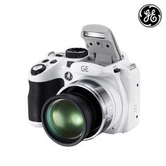 """General Imaging 14MP 26x Zoom 1080p Digital Camera with 2.7"""" LCD Screen"""